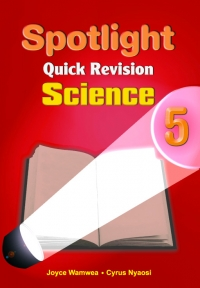 Spotlight Quick Revision  Science 5