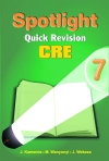 Spotlight Quick Revision C.R.E 7