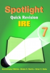 Spotlight Quick Revision IRE 7