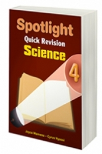 Spotlight Quick Revision Science 4
