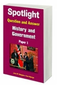 Spotlight Question and Answer History and Government Paper 1
